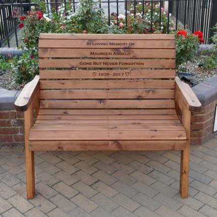 Teak Garden / Memorial Bench