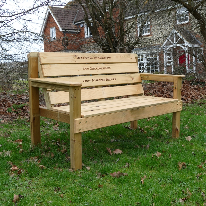 Memorial Garden Bench 28 Images Design Toscano Count Your Blessings Cast Stone Memorial